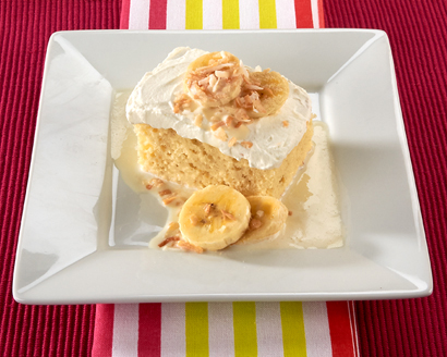 "Tres Leches (Traditional ""Three Milks"" Cake)"