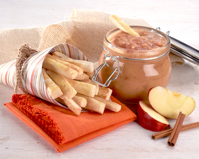 Homemade Applesauce Dip