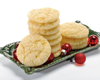 1001 Lemon Sugar Cookies