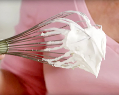 How to Make Whipped Cream Frosting