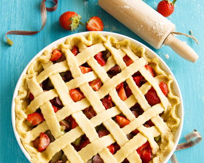 How to Make Lattice Pie Crusts