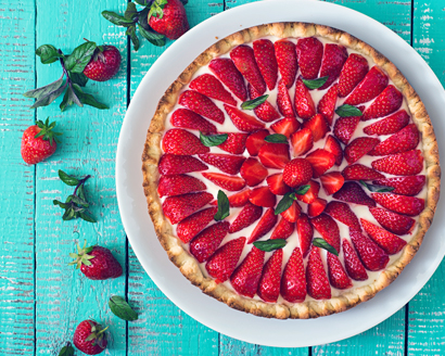 What is the Difference Between a Pie and a Tart?