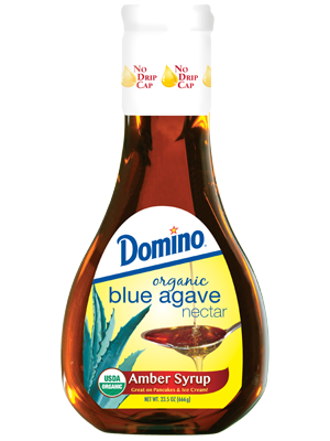 Organic Blue Agave Nectar Amber Syrup