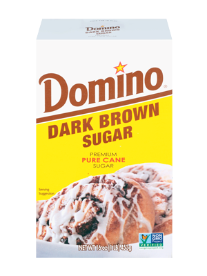 Domino® dark brown sugar - azúcar de color café oscura