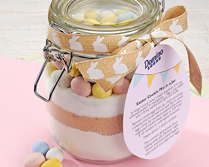Easter Cookie Mix In A Jar