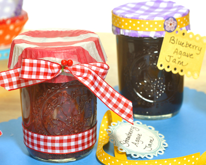 Agave Berry Jam