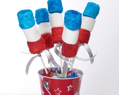 Firework Marshmallows