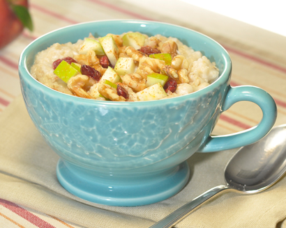 Hearty Agave Oatmeal
