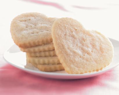 Cut-Out Shortbread Cookies