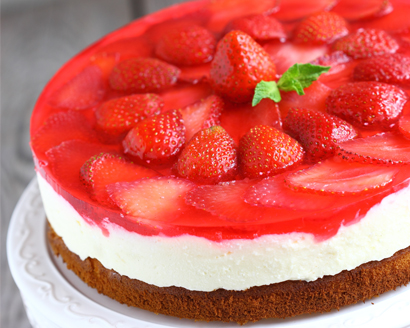 Clear Fruit Glaze For Cakes Recipe