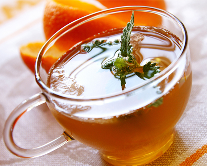 Agave Citrus Green Tea