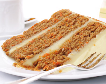 Spicy Orange Carrot Cake