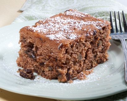 Best Ever Applesauce Cake