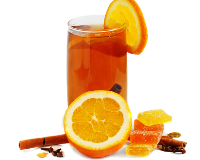 Spiced Homemade Iced Tea