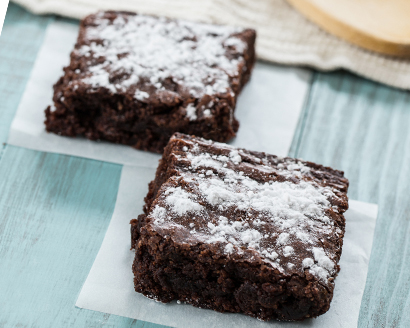 Chocolate Chipotle Brownies