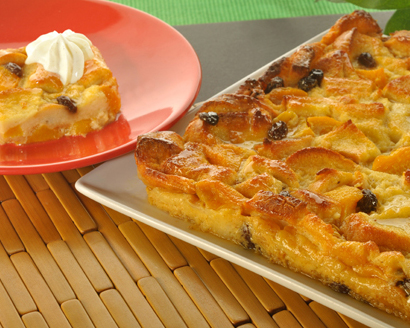 Kwanzaa Bread Pudding