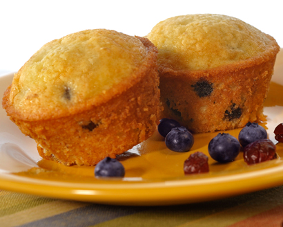 Sweet and Tart Muffins
