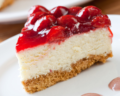 Chilled Cheesecake Pie