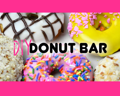DIY Donut Bar