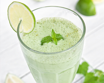 Key Lime Tropical Smoothie
