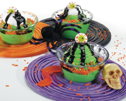 Halloween Party Sundaes