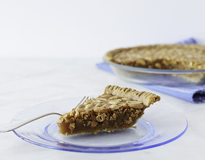 Virginia Peanut Pie
