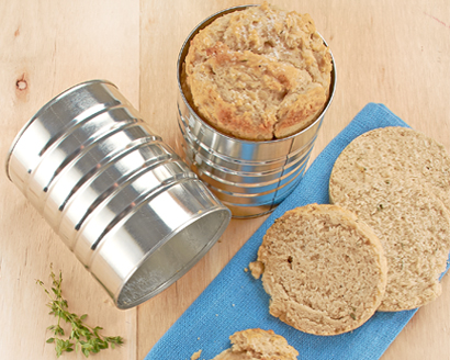 Beer Bread in a Can