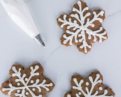 Royal Icing (with Meringue Powder)