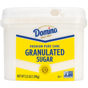 Granulated Sugar Baking Tub