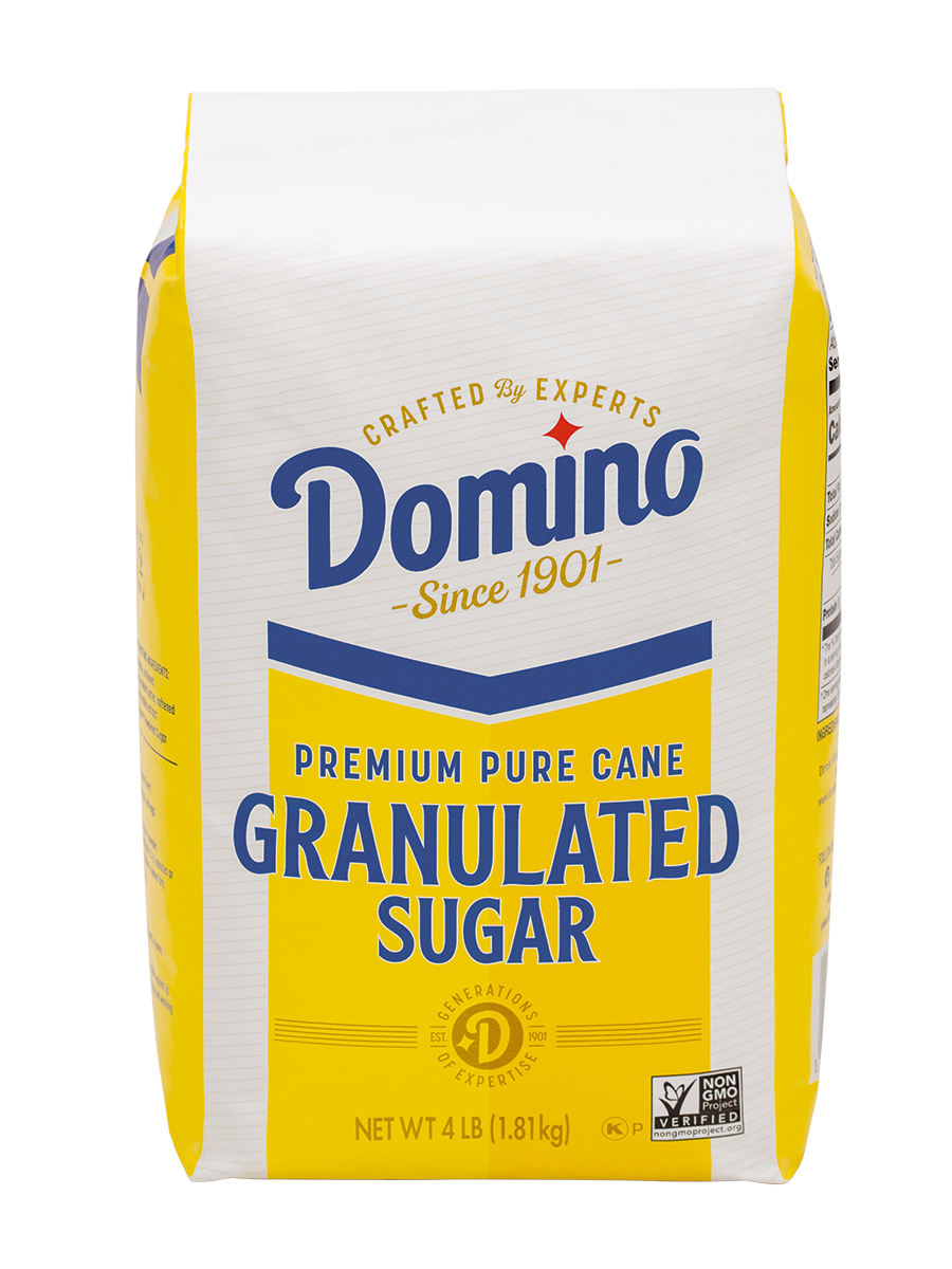 granulated