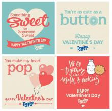 Download Free Printable Valentine's Day Cards